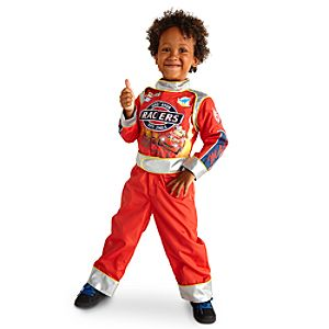 Cars Pit Crew Costume for Boys