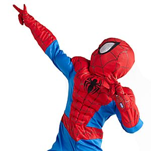 Spider-Man Deluxe Costume for Boys