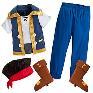 Jake Costume for Boys