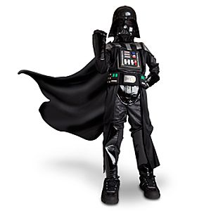 Darth Vader Costume for Boys - Star Wars