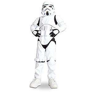 Stormtrooper Costume for Boys - Star Wars