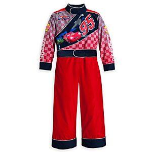 Lightning McQueen Costume for Boys