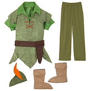 Peter Pan Costume for Boys