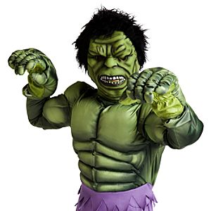 Hulk Deluxe Costume for Boys