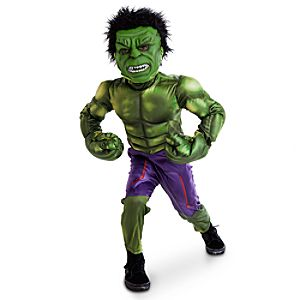 Hulk Costume for Kids - Marvels Avengers: Age of Ultron