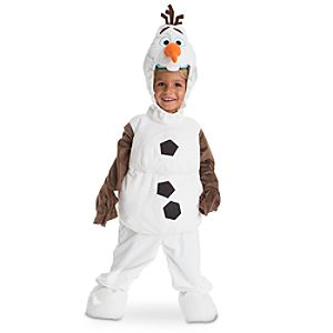 Olaf Plush Costume for Kids - Frozen