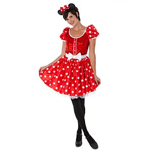 Classic Minnie Mouse Costume for Women