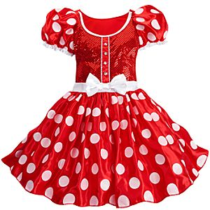Mickey and Minne Mouse Costumes