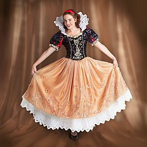 Snow White Costume for Adults - Limited Edition - Disney Fairytale Designer Collection