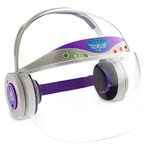 Buzz Lightyear Light-Up Helmet for Boys
