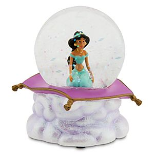 Disney Princess Jasmine Mini Snow Globe