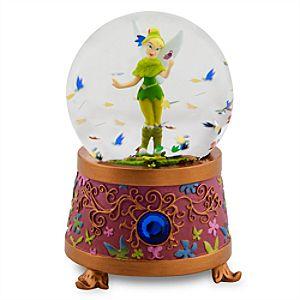 Disney Fairies Tinker Bell Mini Snow Globe