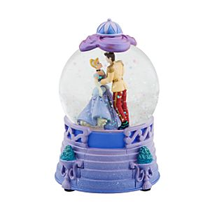 Disney Princess Cinderella Mini Snow Globe