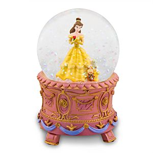 Disney Princess Belle Mini Snow Globe