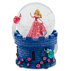 Disney Princess Sleeping Beauty Mini Snow Globe