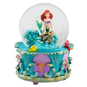 Disney Princess Ariel Mini Snow Globe