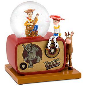 Toy Story Woody Mini Snow Globe