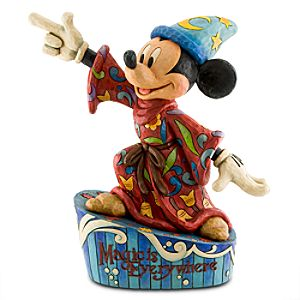 Sorcerer Mickey Mouse Big Figure - Magic is Everywhere by Jim Shore