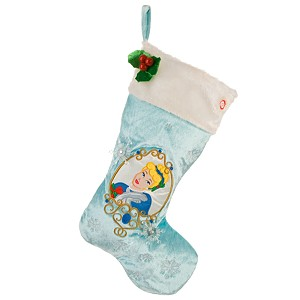 Animated Cinderella Stocking
