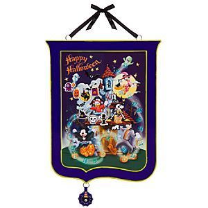 Happy Halloween Mickey Mouse Calendar