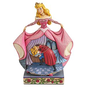 True Loves Kiss Sleeping Beauty Figurine by Jim Shore