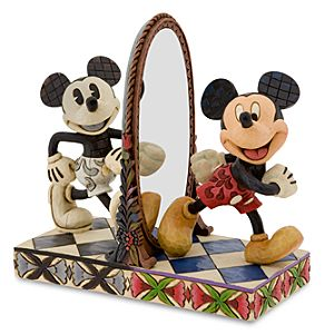 80 Years of Laughter Mickey Mouse Figurine by Jim Shore
