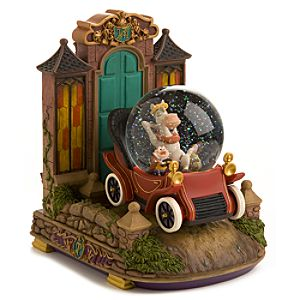 Mr. Toad Snowglobe