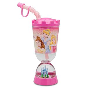Disney Princess Snow Globe Tumbler