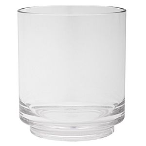 Walt Disney Signature Spotlight Clear Double Old Fashioned Tumbler
