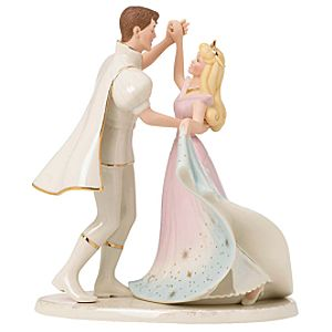 Limited-Edition Once Upon a Dream Sleeping Beauty Figurine by Lenox