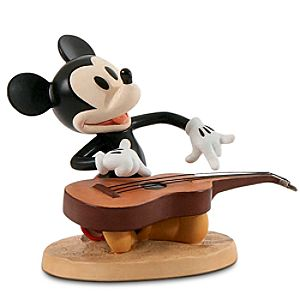WDCC Hawaiian Harmony Mickey Mouse Figurine