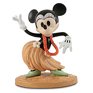 WDCC Swaying Sweetheart Minnie Mouse Figurine
