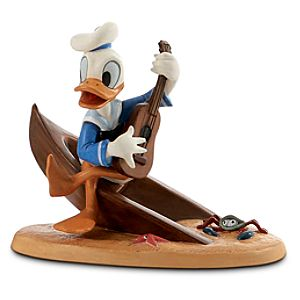 WDCC Tropical Tempo Donald Duck Figurine