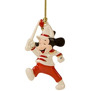 D23 Membership Exclusive Bandleader Mickey Mouse Ornament by Lenox