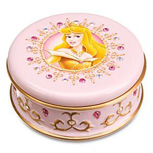 Disney Princess Sleeping Beauty Treasure Box by Dept. 56