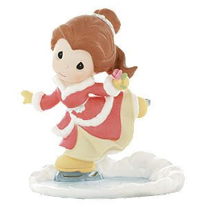 Your Beautiful Heart Warms the Coldest Days Belle Figurine by Precious Moments