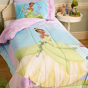 The Princess and the Frog Comforter -- Twin