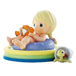 Friends Have a Way of Keeping You Cool Finding Nemo Figurine by Precious Moments