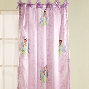 The Princess and the Frog Curtain