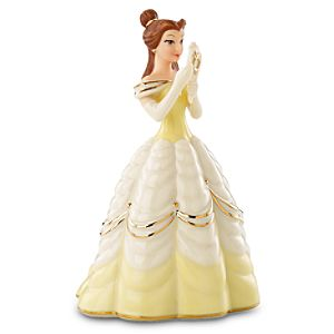 Beautiful Belle Beauty and the Beast Figurine by Lenox
