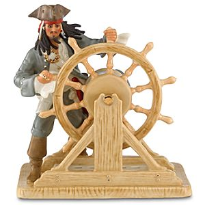 Captain Jack Sparrow Figurine by Lenox