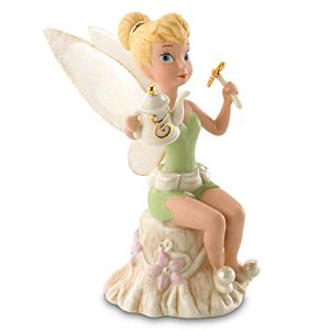 The Pots and Kettles Fairy Tinker Bell Figurine by Lenox