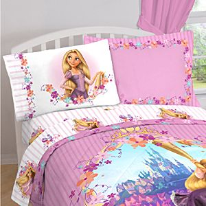 Tangled Rapunzel Pillowcase