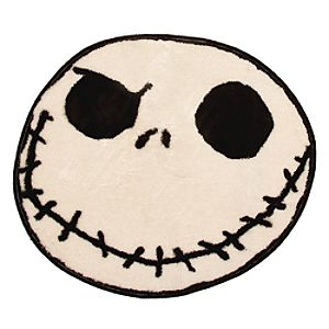 Jack Skellington Bath Rug