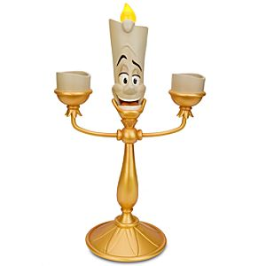 Beauty and the Beast Lumiere Candelabra