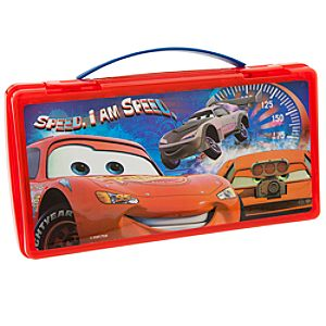 Disney Cars Art Kit Case