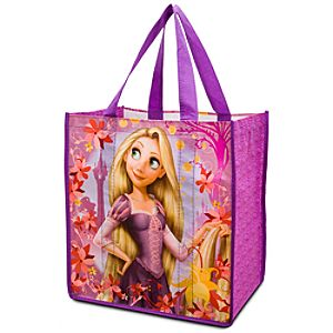 Reusable Tangled Rapunzel Tote