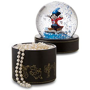 Sorcerer Mickey Mouse Snowglobe Gift Box