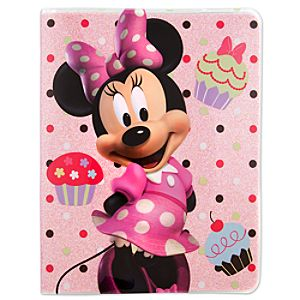 Glitter Minnie Mouse Notebook