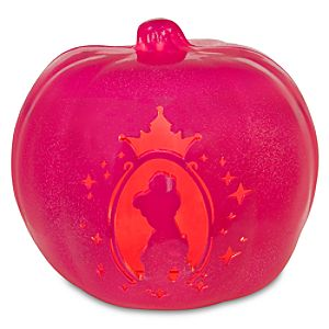 Light-Up Cinderella Jack-O-Lantern